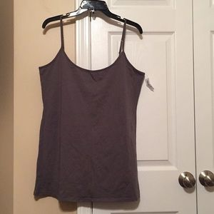 Old navy fitted tunic camisole
